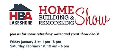 HBA Lakeshore Home Building Show
