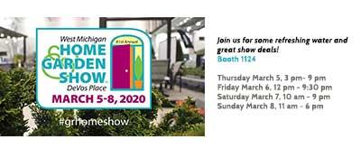Home and Garden Show 2020 Gordon Water