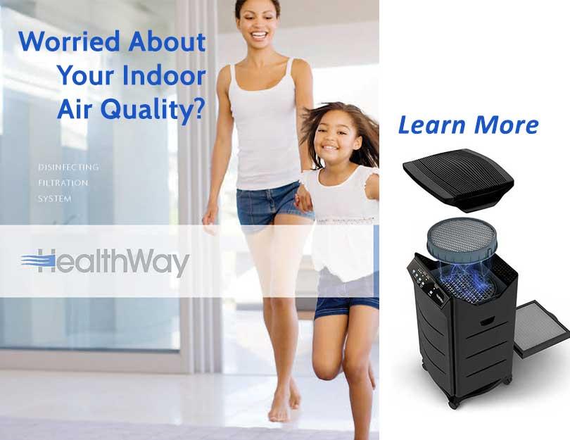 Healthway Air Filter Gordon Water